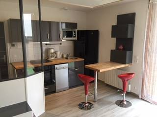 Location meublée studio 26m² Courbevoie (92400) - 900€