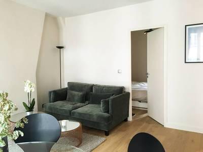 Location meublée appartement 2pièces 40m² Paris 7E - 2.000€