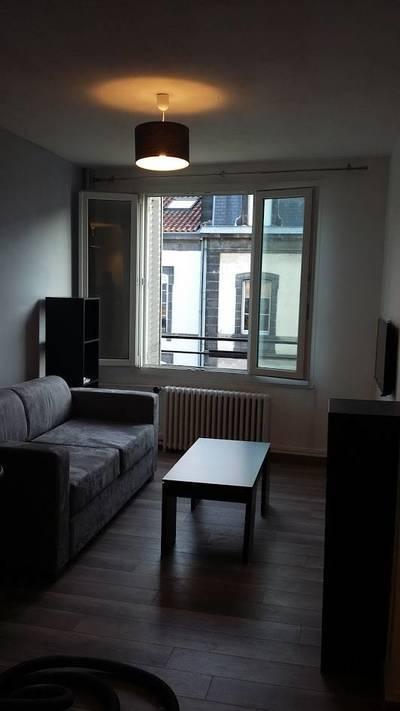 Location meublée studio 21m² Clermont-Ferrand (63) Veyre-Monton