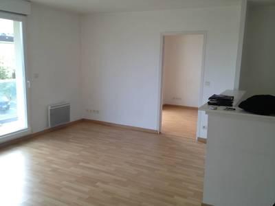 Location appartement 2pièces 54m² Reims (51100) La Neuvillette