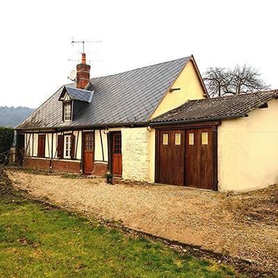 Location maison 90m² Grosley-Sur-Risle (27170) La Pyle