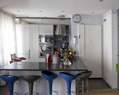 Location meublée appartement 3pièces 64m² Paris 14E - 2.350€