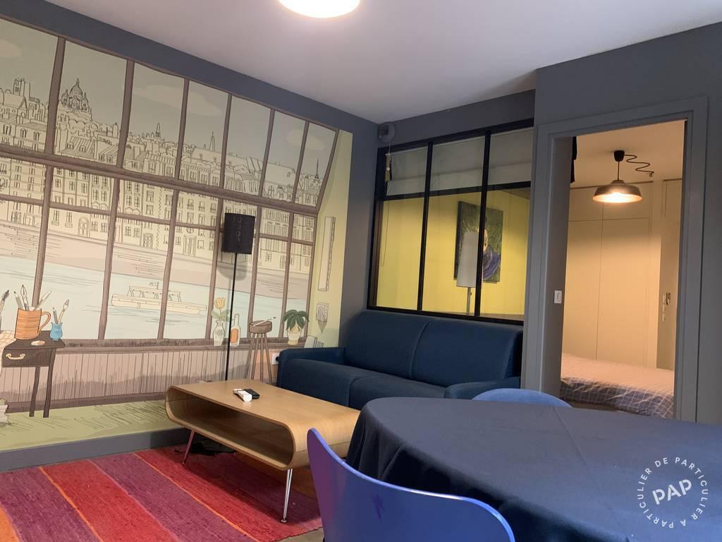 Location Appartement Paris 14E 32m² 1.550€