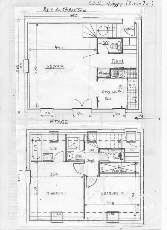 Location Maison Ermenonville (60950)