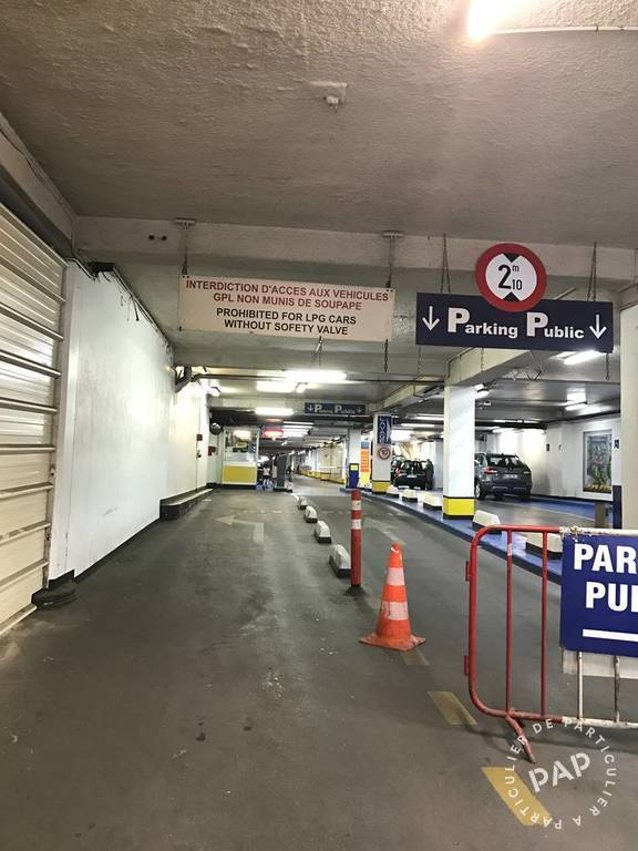 Location garage parking paris 14e 120 e de particulier particulier pap - Location garage paris 15 ...