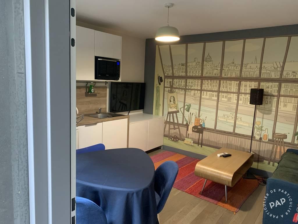 Location immobilier 1.550€ Paris 14E