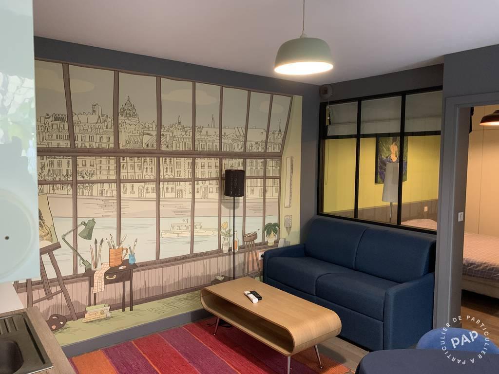 Appartement Paris 14E 1.550€