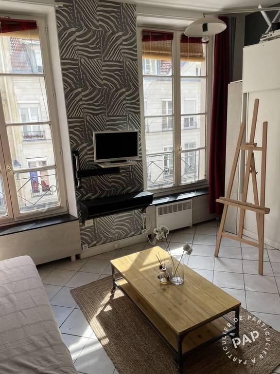 Location Appartement Paris 12E 24m² 920€