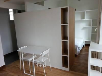Location meublée studio 23m² Paris 15E - 1.010€