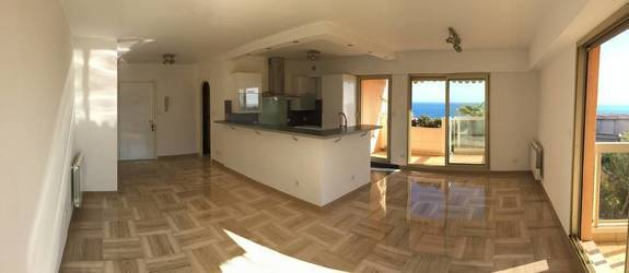 Location appartement 2pièces 55m² Nice (06) - 1.100€