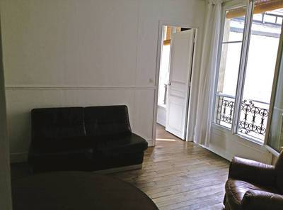 Location meublée appartement 3pièces 60m² Paris 14E - 1.850€
