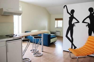 Location meublée studio 30m² Reims (51100) La Neuvillette