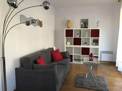 Location meublée studio 25m² Meudon (92190) - 925€