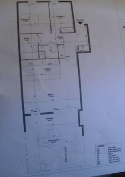 Location appartement 3pièces 68m² Buchelay (78200) - 915€