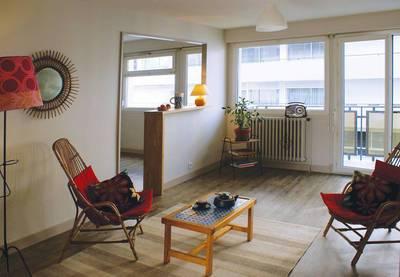 Location appartement 4pièces 70m² Tarbes (65000) Luquet