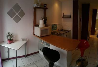 Location meublée appartement 2pièces 22m² Valenciennes (59300) Marchiennes
