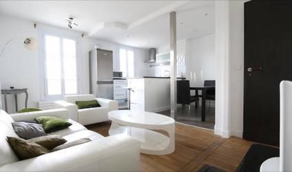 Location meublée appartement 2pièces 45m² Boulogne-Billancourt (92100) - 1.276€