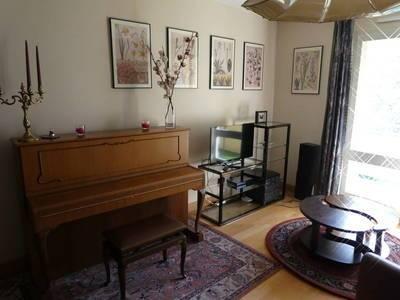 Location meublée appartement 4pièces 80m² Nancy (54) - 800€