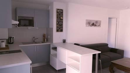 Location meublée appartement 2pièces 44m² Toulouse (31) - 695€