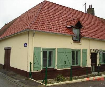 Location maison 84m² Ancourt (76370)