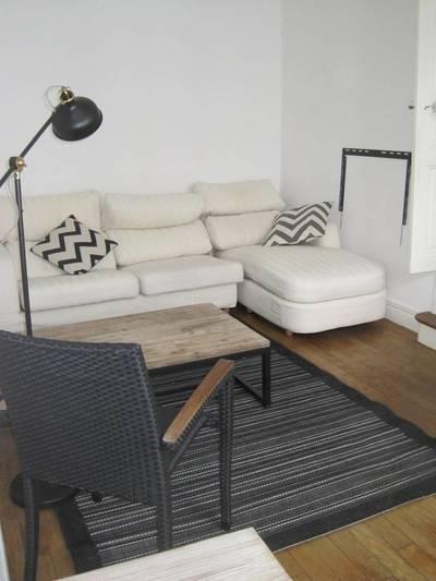Location meublée appartement 2pièces 58m² Reims (51100) La Neuvillette