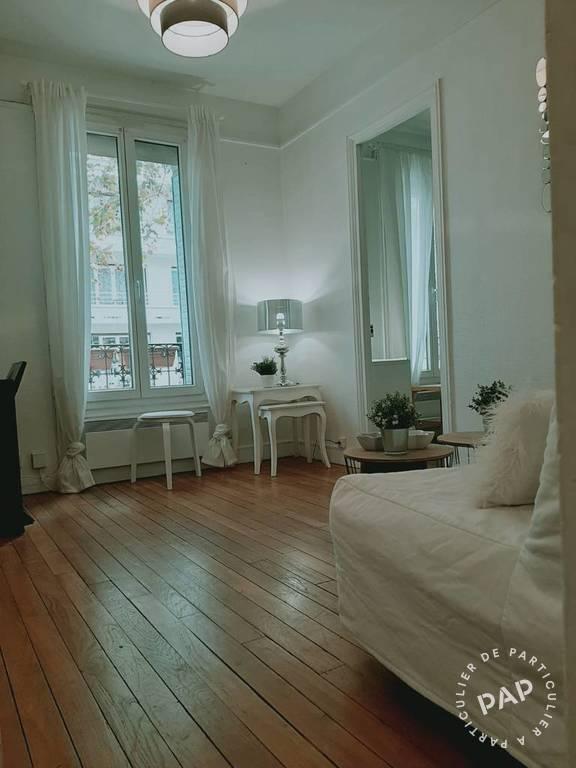Location meublée appartement 2 pièces 34 m² Boulogne-Billancourt ...
