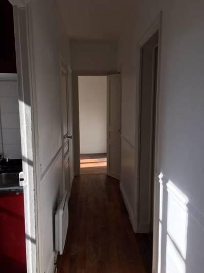 Location appartement 3pièces 56m² Levallois-Perret (92300) - 1.500€