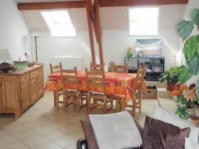 Location appartement 3pièces 80m² Saint-Blaise (74350) Cuvat