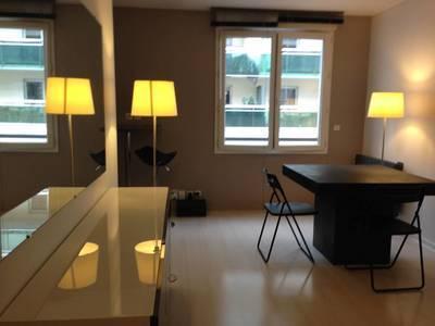 Location meublée studio 26m² Levallois-Perret (92300) - 950€