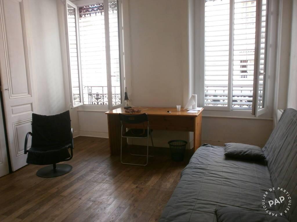 location meubl e studio 33 m lyon 7e 33 m 570 de particulier particulier pap. Black Bedroom Furniture Sets. Home Design Ideas