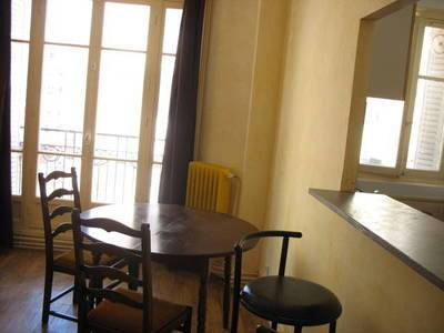 Location meublée maison 30m² Paris 18E Paris 16ème