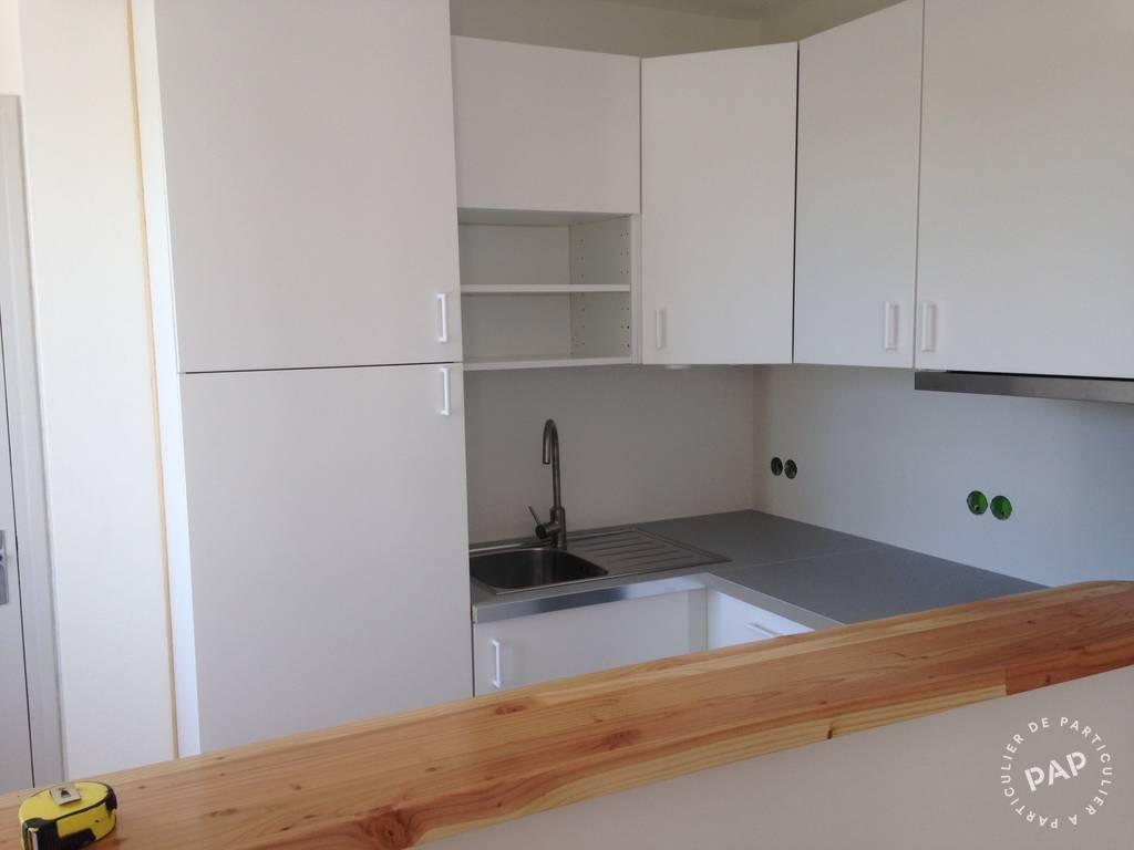 Location Appartement Tours (37) 42m² 550€