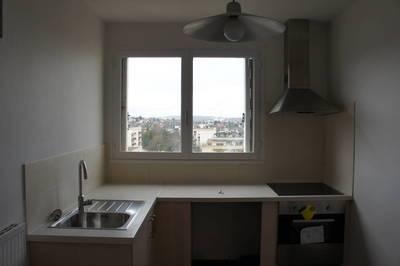 Location appartement 2pièces 49m² Dijon (21000) - 580€