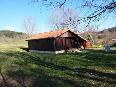 Location maison 65m² Saint-Remy-Sur-Durolle (63550) Luzillat