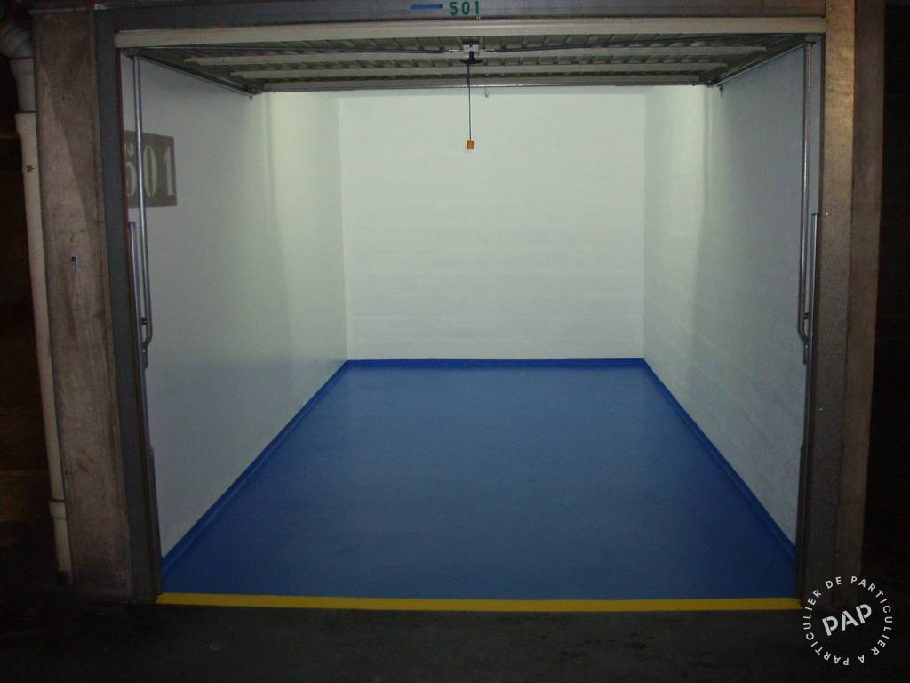 Location garage parking paris 13e 160 de - Location de garage particulier ...
