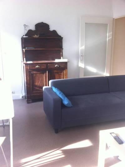 Location meublée appartement 2pièces 42m² Paris 20E - 1.300€