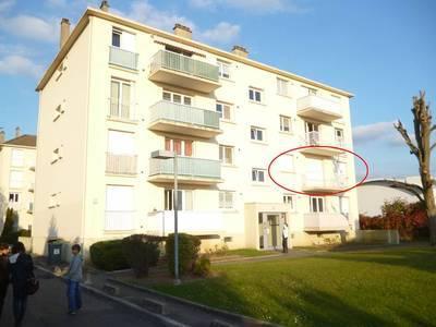 Location appartement 2pièces 48m² Taverny (95150) - 800€