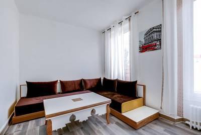 Location meublée appartement 4pièces 90m² Montreuil (93100) - 1.900€