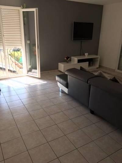 Location appartement 3pièces 65m² Le Peage-De-Roussillon (38550) - 600€