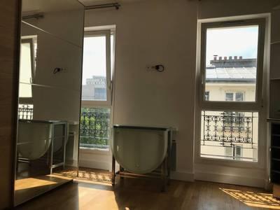 Location meublée studio 17m² Levallois-Perret (92300) - 840€