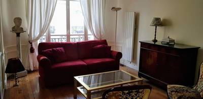 Location meublée appartement 2pièces 54m² Puteaux (92800) - 1.200€