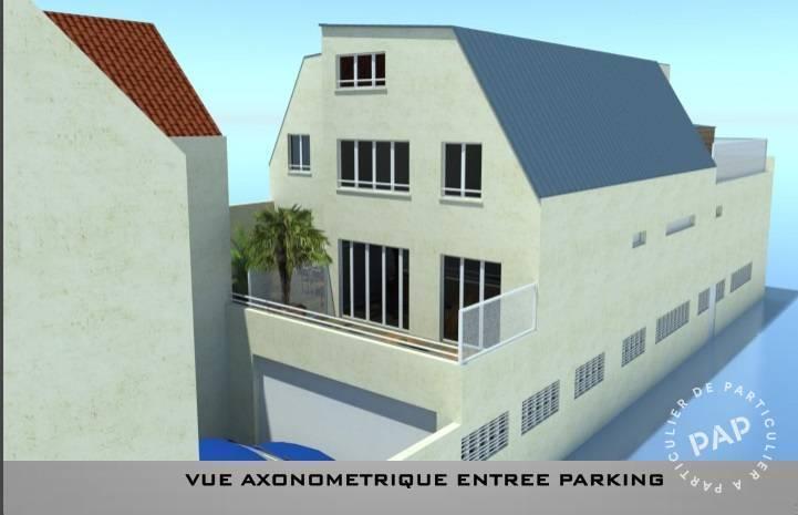 Vente terrain 350 m bezons 95870 940 m for Garage des barentins 95870 bezons