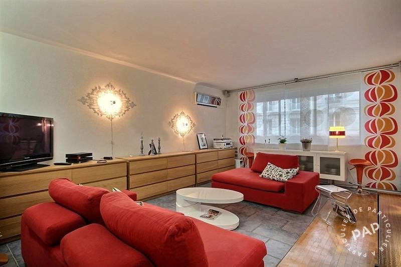 Location appartement 3 pièces Paris 18e