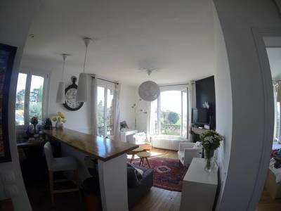 Location meublée appartement 3pièces 50m² Garches (92380) - 1.300€