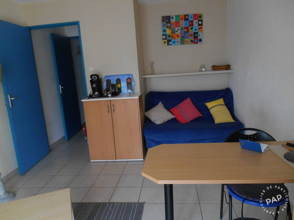 Location appartement studio Avignon (84)