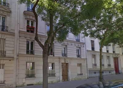Location meublée studio 32m² Paris 14E - 1.144€
