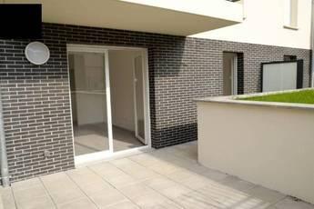 Vente appartement 2pièces 41m² Bussy-Saint-Georges (77600) - 188.000€