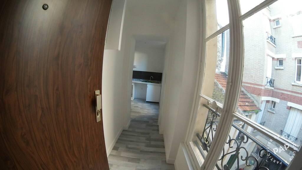 Location Appartement Clichy (92110) 25m² 890€