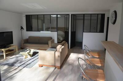 Location meublée appartement 2pièces 54m² Fontenay-Aux-Roses (92260) - 1.170€