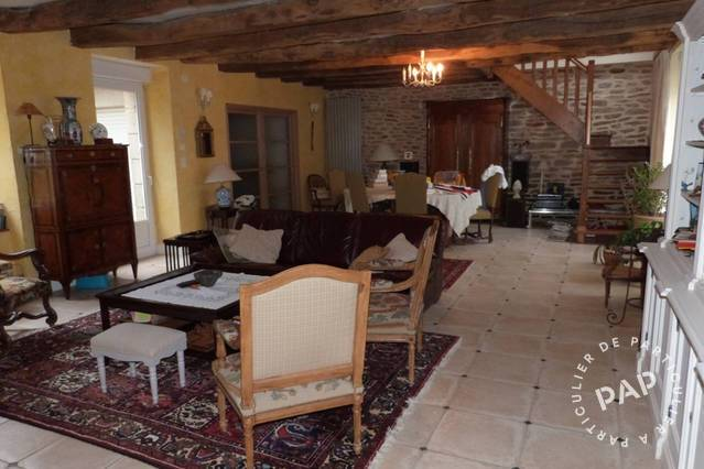 Immobilier Serent (56460) 495.000€ 220m²